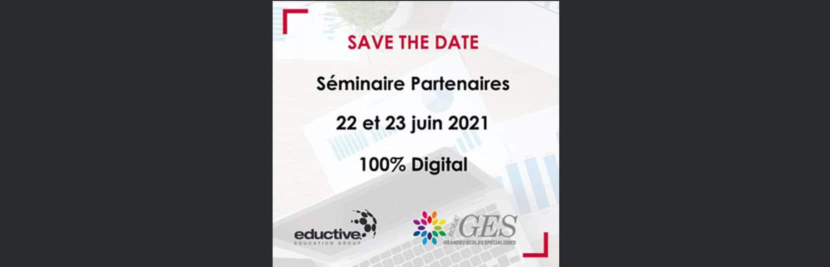 Save the date juin 2021
