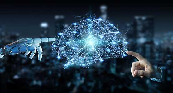 L'ESGI vous prépare aux métiers de l'intelligence artificielle.